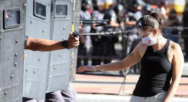 """Doria diz que Polícia Militar agiu para evitar """"confronto gravíssimo"""""""