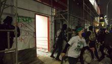PM e manifestantes entram em confronto durante protesto em SP