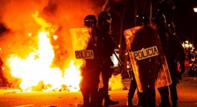 A Federação Espanhola teme pela segurança