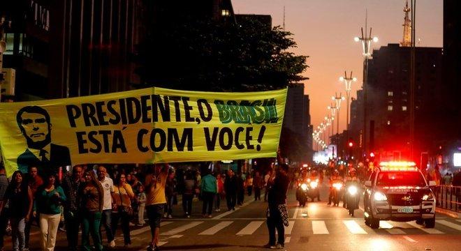 Analista vê nas manifestações de domingo uma atualização da campanha que elegeu Bolsonaro