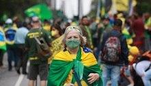 Manifestantes começam a se reunir para ato na avenida Paulista