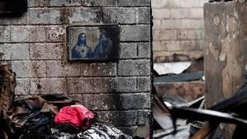 __Capital das Filipinas, Manila tem 17 incêndios em favelas por dia__ (Reprodução)