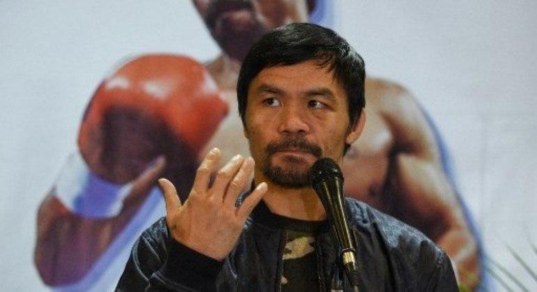 Manny Pacquiao se despede do boxe em vídeo emocionante