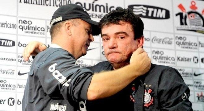 Quando Mano foi para a Seleção, Andrés Sanchez chorou