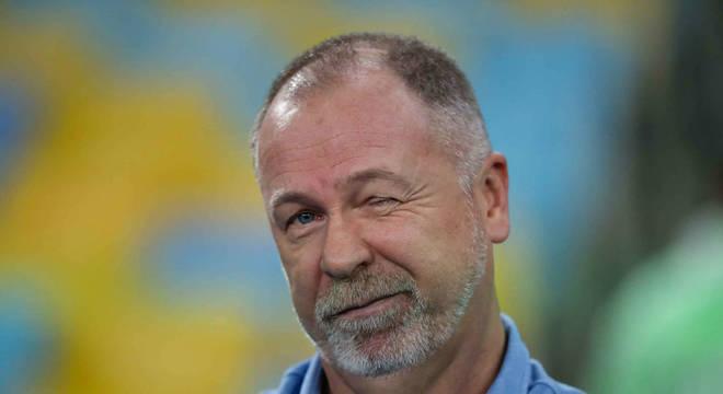 Mano assume responsabilidade por momento ruim do Cruzeiro no Brasileirão