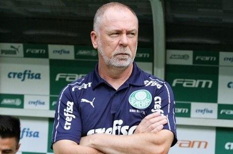 Mano Menezes foi demitido do Palmeiras