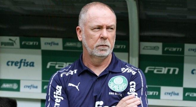 Fla derrubou Felipão e depois Mano (foto) no Palmeiras