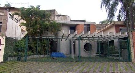 Mansão em Pinheiros usada para tráfico de drogas