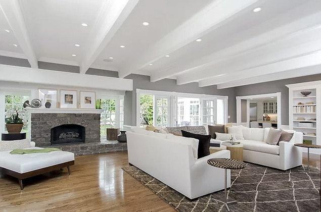 A estrela vendeu recentemente a mansão que tinha no Tennessee por um valor de US$ 6,3 milhões, ou R$ 31 milhões