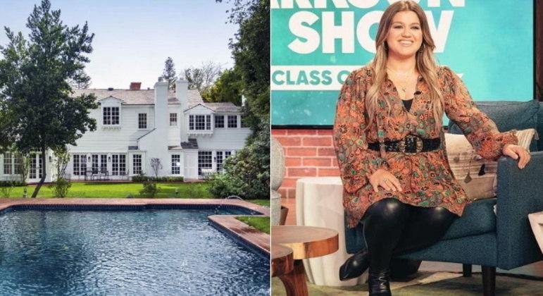 Estrela da TV e da música, Kelly Clarkson está de casa nova. A cantora e apresentadora comprou uma mansão na região de Toluca Lake, em Los Angeles, EUA, avaliada em cerca de US$ 5,45 milhões, aproximadamente R$ 27 milhões. Veja mais fotos da propriedade