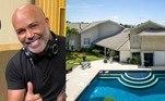 Rick, da dupla com Renner, colocou à venda a mansão de Itu, interior de São Paulo, por