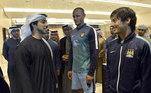 Mansour Bin Zayed Al Nahyan, sheik, city, manchester city