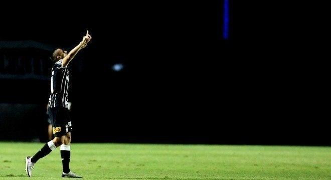 Mantuan havia encantado Mancini. Fundamental na vitória contra o Vasco
