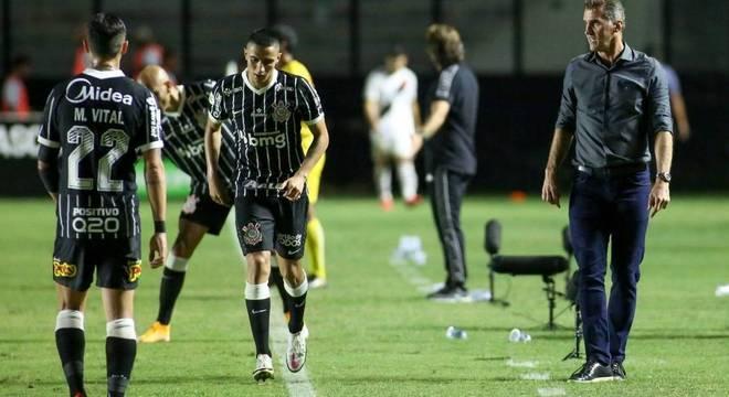 Mancini queria fazer o meia-atacante titular absoluto do Corinthians