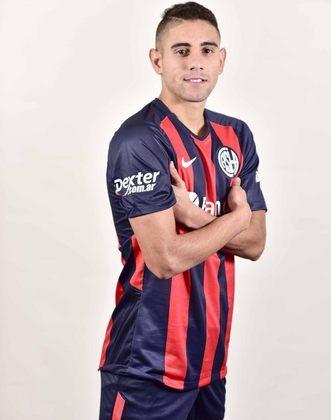 Manuel Insaurralde, com contrato até dezembro deste ano com a Universidad Católica (emprestado do San Lorenzo), tem valor de mercado de 600 mil euros (R$ 3,9 milhões).
