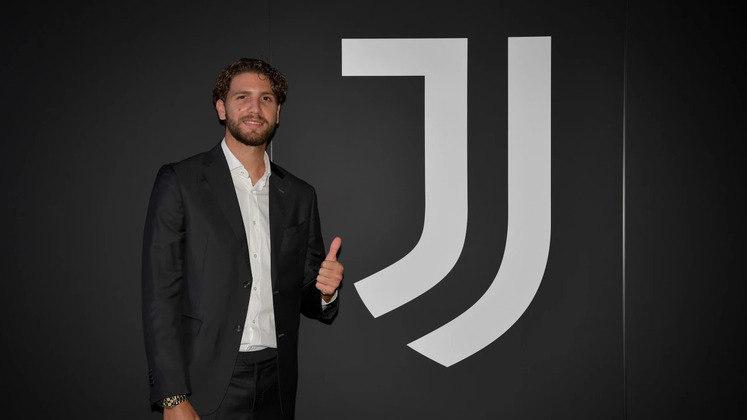 MANUEL LOCATELLI: O meio-campista deixou o Sassuolo e acertou por empréstimo com a Juventus. O acordo é válido por dois anos, com obrigação de compra ao término do período