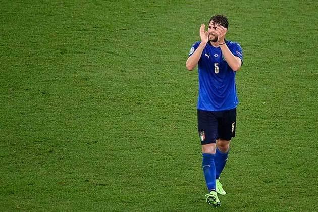 Manuel Locatelli - Sassuolo - Meio-campista - 23 anos - 35 milhões de euros (R$ 209 mi) - Contrato até 30/06/2023