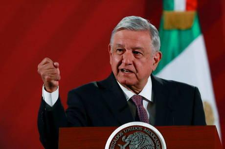 Presidente do México Andrés Manuel López Obrador