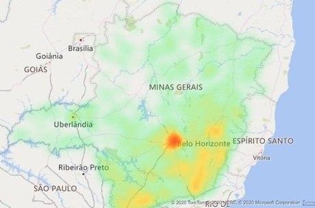 Belo Horizonte é a cidade com mais casos em MG