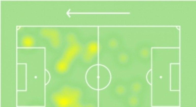 Mapa de Calor - M. Gabriel