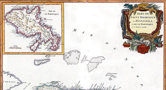 O Haiti foi uma das primeiras regiões da América ocupadas pela Coroa espanhola