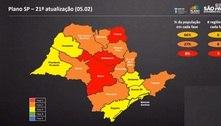 Grande SP e mais cinco regiões melhoram e passam à fase amarela