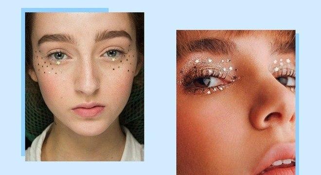 Maquiagem de Ano-Novo: 6 ideias com as principais tendências de make