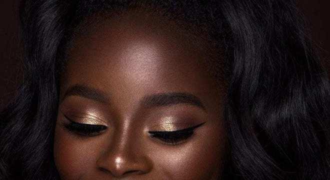 Maquiagens para pele negra- Dicas, truques, passo a passo + inspirações