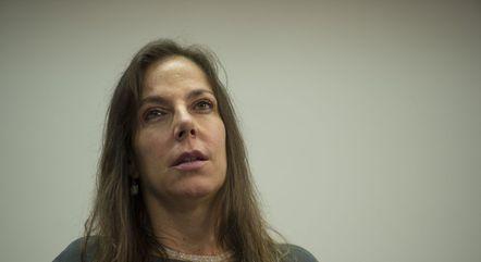 Na imagem, senadora Mara Gabrilli (PSDB-SP)