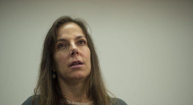 Na imagem, a senadora Mara Gabrilli (PSDB-SP)