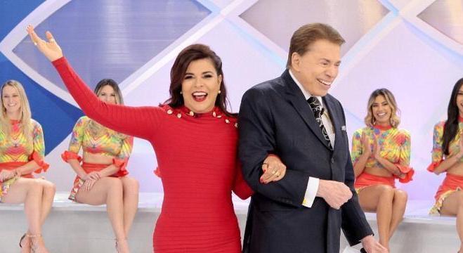 """Mara estreou na televisão ainda criança e é uma das """"queridinhas"""" do patrão na TV"""