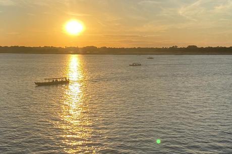 Margens do rio Tocantins em Marabá