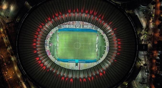 Maracanã, no Rio, é cotado para receber a final da competição, em 10 de julho