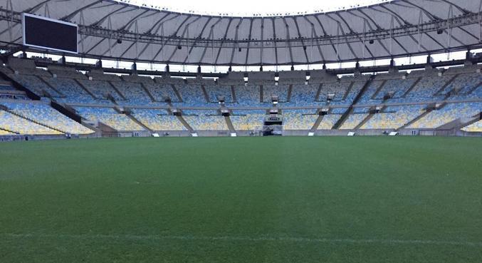 Estádios poderiam funcionar com 10% da capacidade, segundo decreto