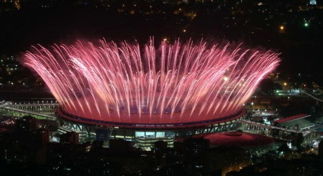 Estádio do Maracanã, no Rio de Janeiro, completa 70 anos nesta terça-feira (16)