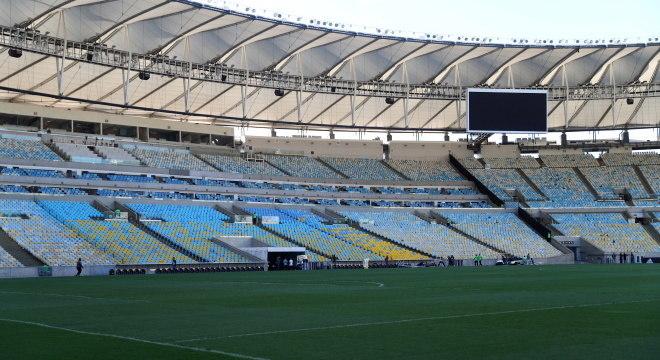 Torcedores vão poder acompanhar final no Maracanã