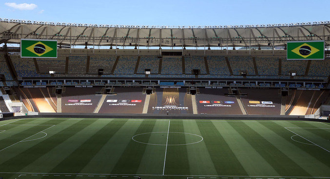 Palmeiras (1) e Santos (3) colocam 4 títulos no gramado do Maracanã neste sábado