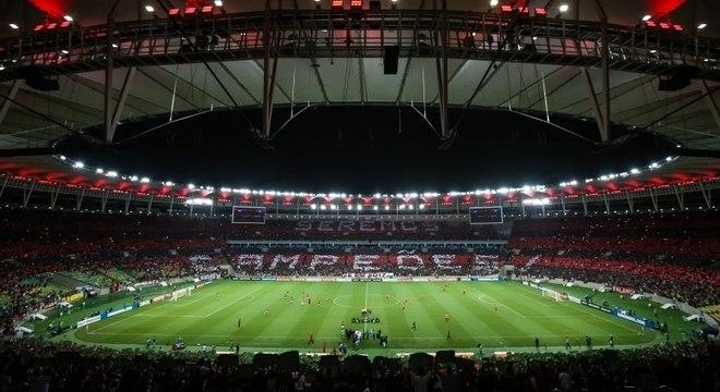 Pela primeira vez Flamengo vai contar com torcida no Maracanã