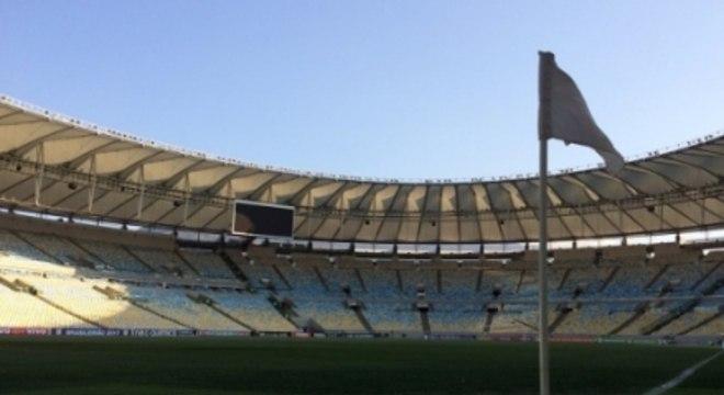 Maracanã - Vasco x Botafogo