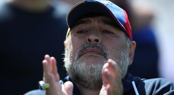 Maradona diz que não deixará herança para a família