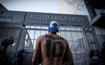 Como sempre, Maradona tocou na alma de seu país, como a melodia poética de um tango nas ruas de Caminito. Foi mais um capítulo da saga do homem Diego que, acolhido pelo mito Maradona, teve de continuar driblando. Veja as outras ocasiões, com base em dados da emissora argentina