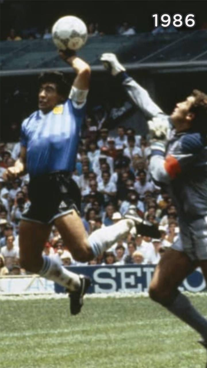 ff2730157e Pelé ou Maradona  quem foi melhor em Copas do Mundo  - Fotos - R7 ...