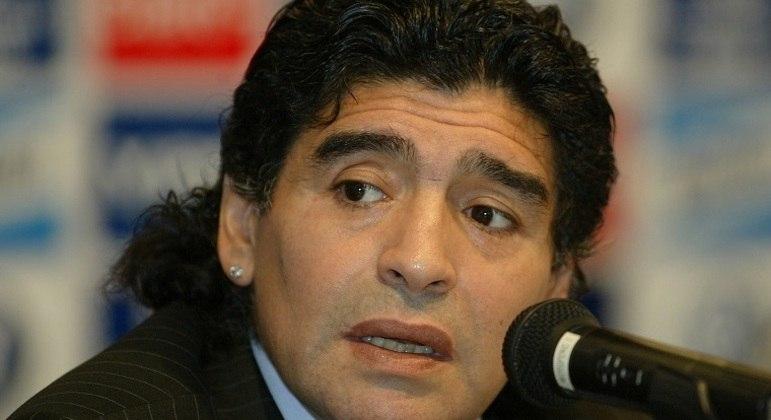 Diego Maradona morreu em 25 de novembro de 2020
