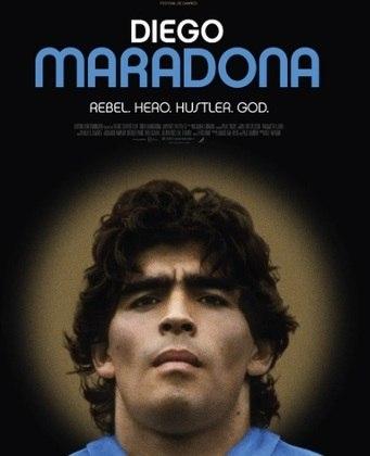 MARADONA (2019) - Lançado no ano passado, o documentário realizado na HBO traz mais de 500 horas de imagens do arquivo pessoal do ex-meia.