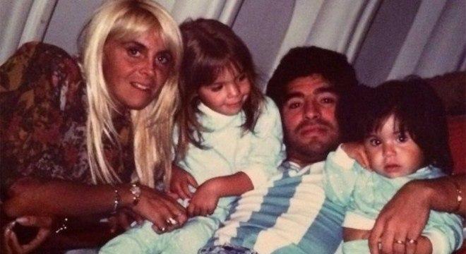 Com Cláudia, Dalmita e Giannina