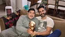 Autópsia do corpo de Maradona aumenta evidências de erro médico