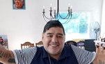 Outros áudios mostram conversa entre Luque e outro médico, que mostra muita preocupação pelo uso de maconha e bebidas por Maradona.