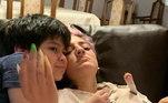 Jana é muito próxima de Diego Fernando Maradona, o filho mais novo do craque, comVerónica Ojeda. Os dois ficaram juntos por uma década, terminaram em 2013. Mas durante a pandemia os dois estavam juntos