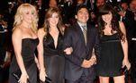 Maradona, filhas