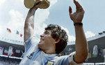Maradona - Votou em: Lionel Messi